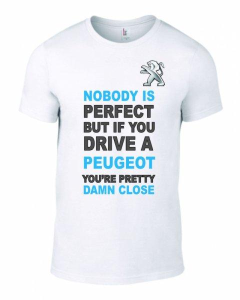 Тениска Peugeot/Пежo Perfect K-M-283