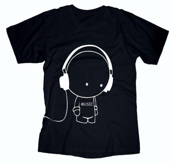 Тениска Music K-M-136