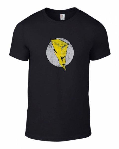 Тениска Power Rangers (Теория на големия взрив)