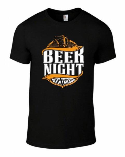 Тениска Beer Night
