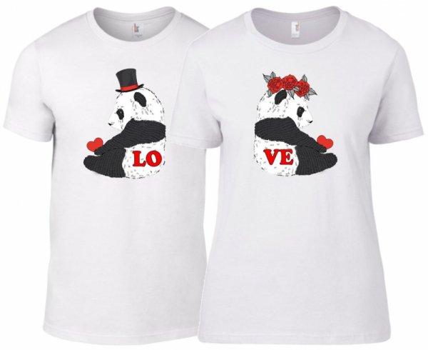 Тениски за двойки LO VE