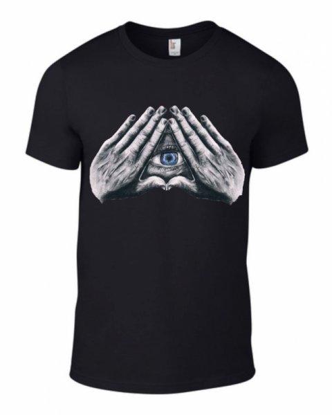 Тениска Illuminati K-M-74