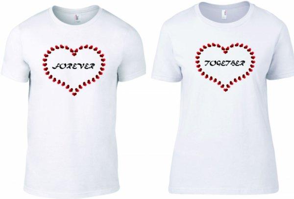 Тениски за двойки Forever Together
