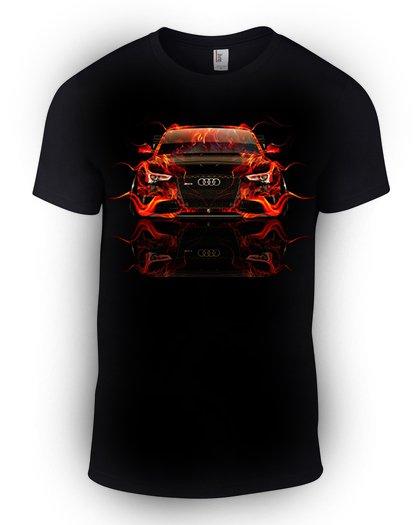 Тениска Ауди / AUDI K-M-153