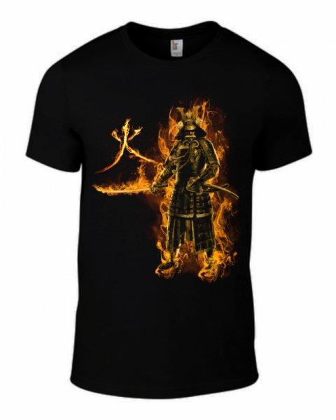 Тениска Самурай K-M-193