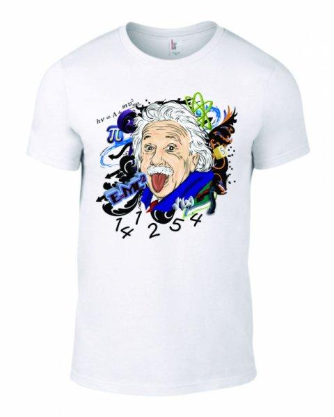 Тениска Айнщайн K-M-130