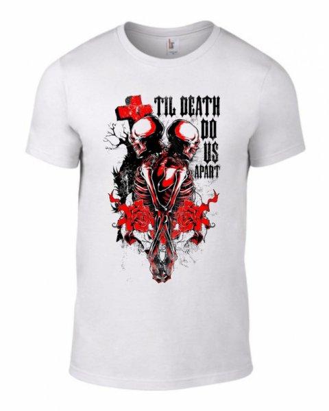Тениска Till Death