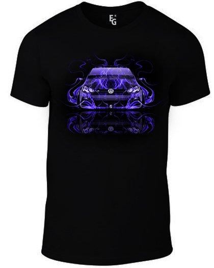 Тениска VW Blue K-M-164