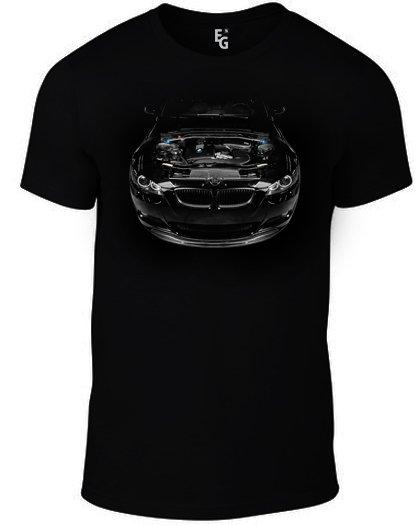 Тениска BMW Engine
