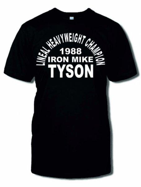 Тениска Iron Mike Tyson