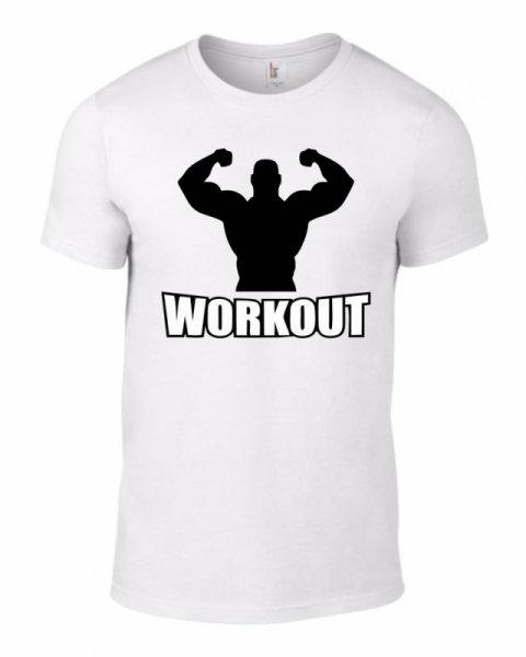 Мъжка тениска WorkOut