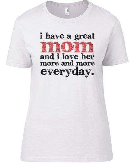 Тениска Имам прекрасна майка