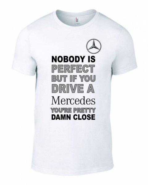 Тениска Mercedes Perfect