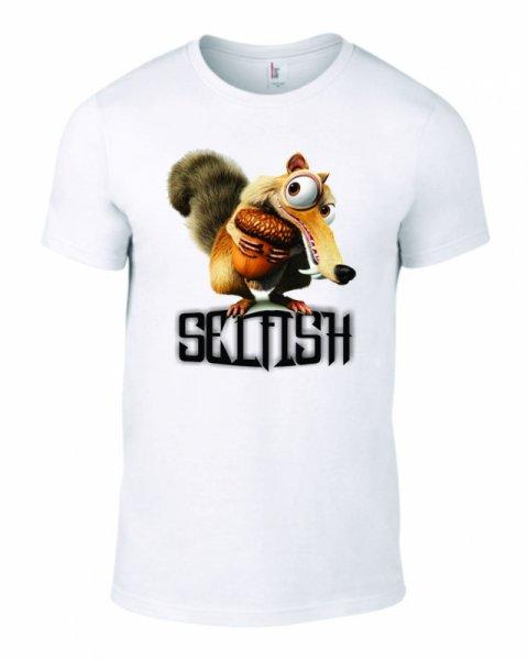 Тениска Selfish K-M-145