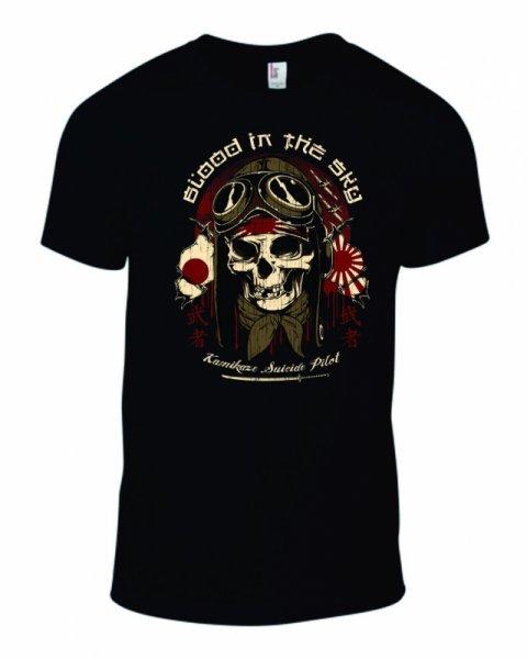 Тениска Камикадзе К-М-222