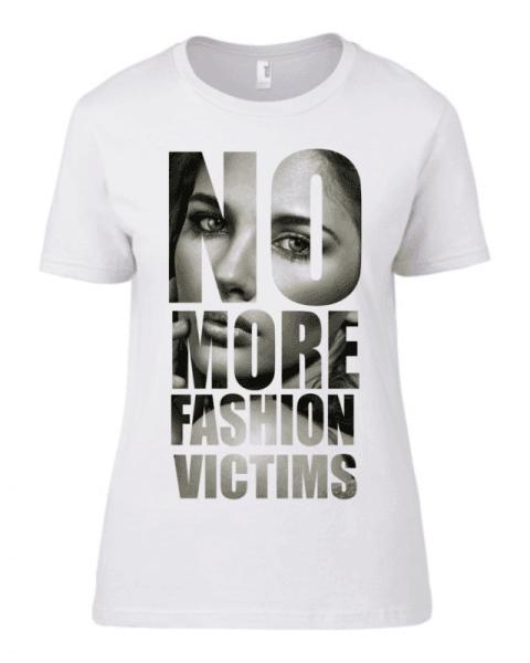 Тениска No More Fashion Victims