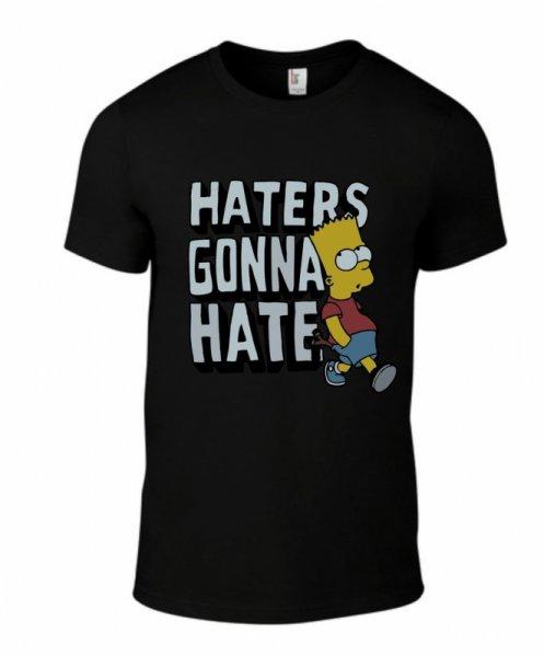 Тениска Bart Haters K-M-98