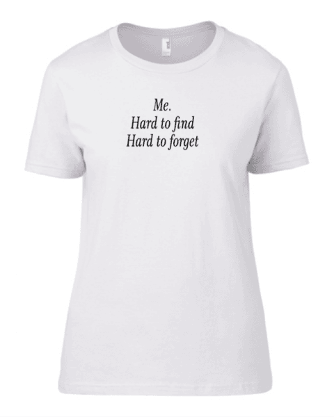 Тениска hard to find