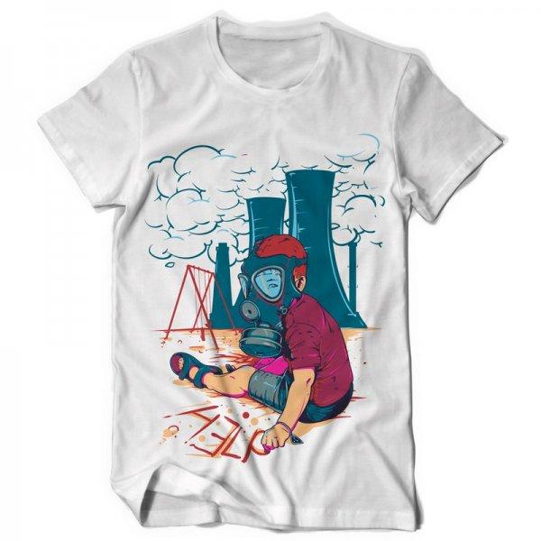 Мъжка тениска Help K-M-123