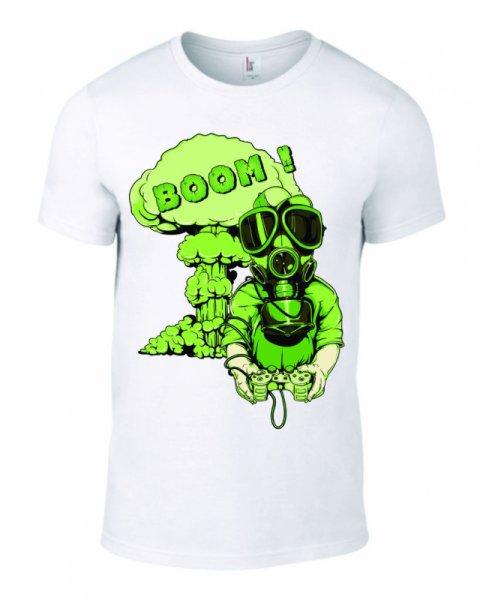 Мъжка/Дамска тениска BOOM