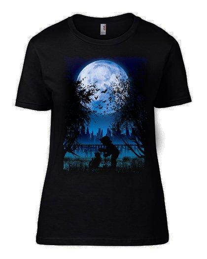 Тениска Abstract sky