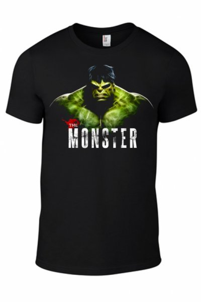 Тениска The Monster K-M-149