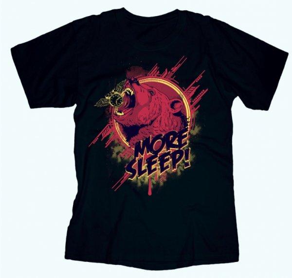 Тениска more sleep K-M-216