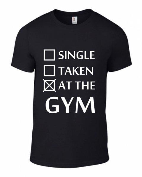 Тениска GYM K-M-87
