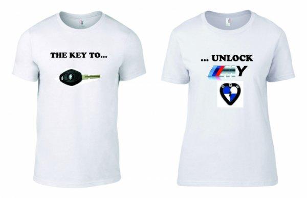 Тениски за двойки BMW K-CP-01