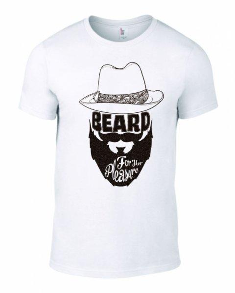 Тениска beard for pleasure K-M-208