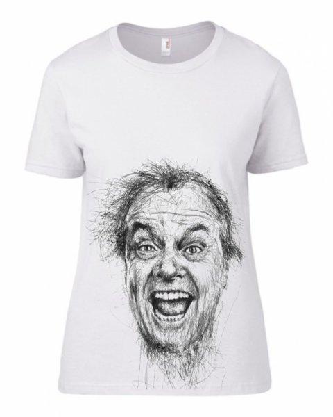 Тениска Джак Никълсън