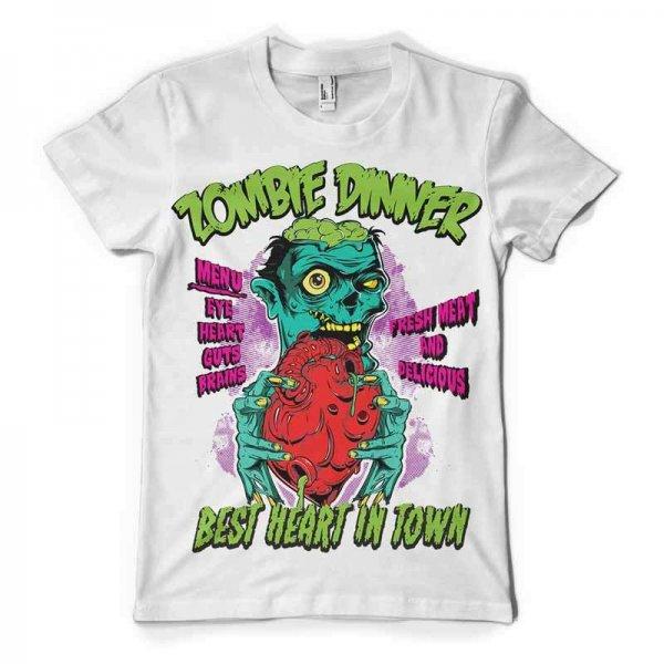Тениска Zombie Dinner