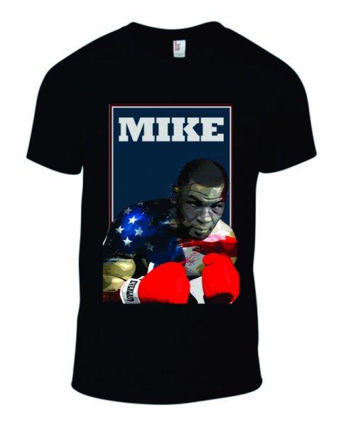 Тениска Майк Тайсън