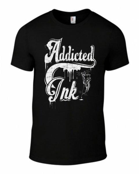 Тениска Addicted to INK K-M-197