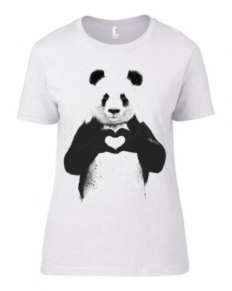 Тениска Love You K-W-31