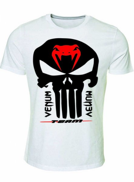 Тениска VENUM Skull K-M-96
