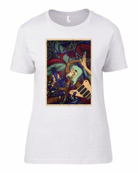 Тениска Mushrooms