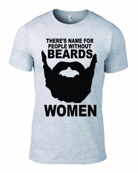 Тениска Beards