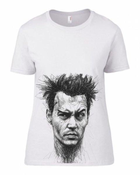 Тениска Джони Деп K-W-11