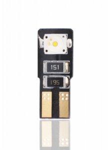 M-TECH LED W5W 2xHIGH EFFICIENCY CANBUS White комплект