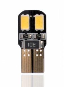 M-TECH LED W5W 4xSMD5730 CANBUS White комплект