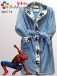 detski halat spiderman