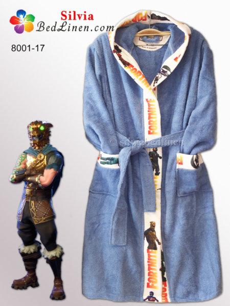 Детски халат Фортнайт