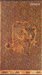 Плажна кърпа Ягуар
