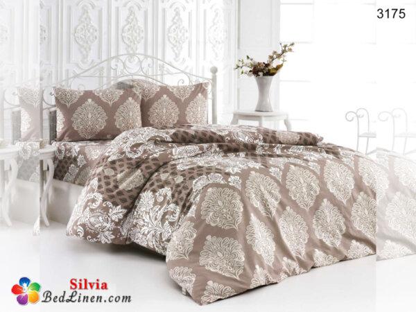 Спален комплект памук Родопа - бежов