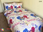 Детски спален комплект ранфорс Искрица и Сияйница