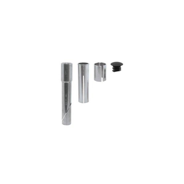 Адаптор за лапа 1'' към 1-1/8'' Force алуминиев сребрист