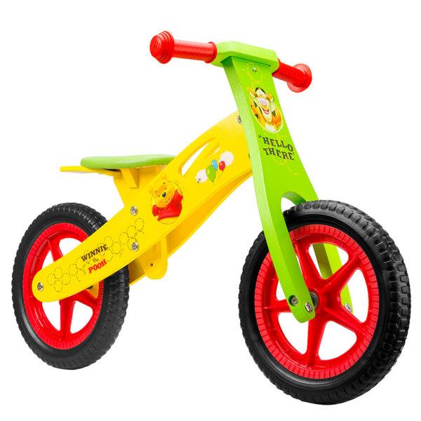 Дървено баланс колело Pooh