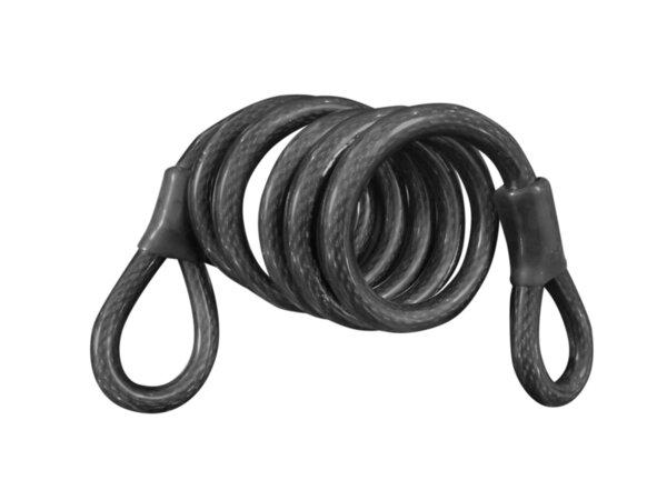 Въже спирала ( удължител за катинар)