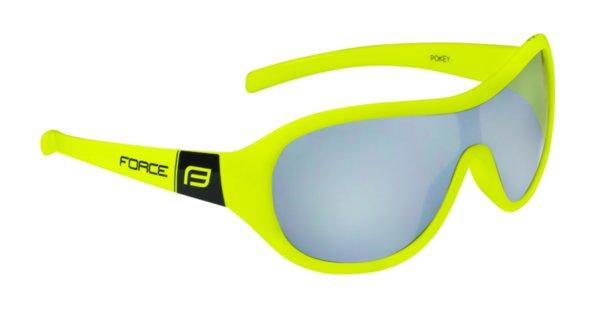 Детски спортни очила Force Pokey / Neon